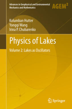 Hutter, Kolumban - Physics of Lakes, ebook