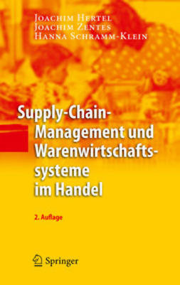 Hertel, Joachim - Supply-Chain-Management und Warenwirtschaftssysteme im Handel, ebook