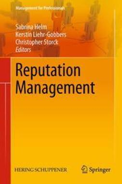 Helm, Sabrina - Reputation Management, ebook