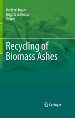 Insam, Heribert - Recycling of Biomass Ashes, ebook