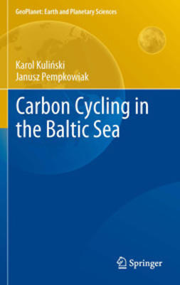 Kulinski, Karol - Carbon Cycling in the Baltic Sea, ebook