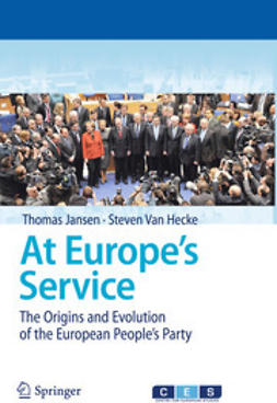 Jansen, Thomas - At Europe's Service, ebook