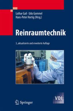 Gail, Lothar - Reinraumtechnik, ebook