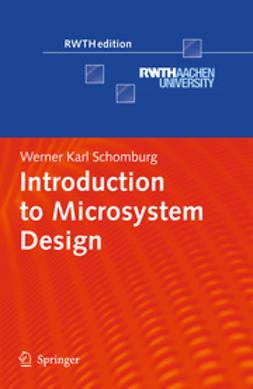 Schomburg, Werner Karl - Introduction to Microsystem Design, ebook
