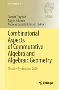 Fløystad, Gunnar - Combinatorial Aspects of Commutative Algebra and Algebraic Geometry, ebook