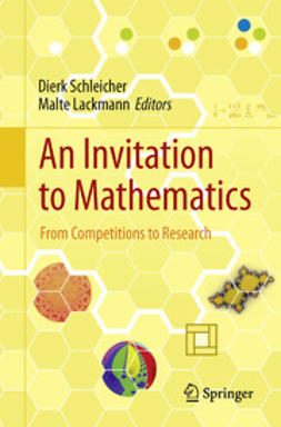 Schleicher, Dierk - An Invitation to Mathematics, e-bok