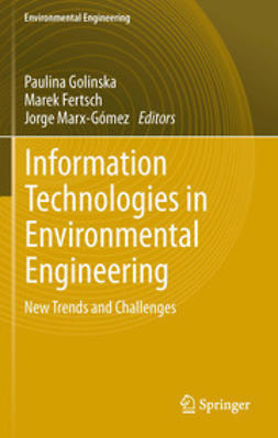 Golinska, Paulina - Information Technologies in Environmental Engineering, ebook