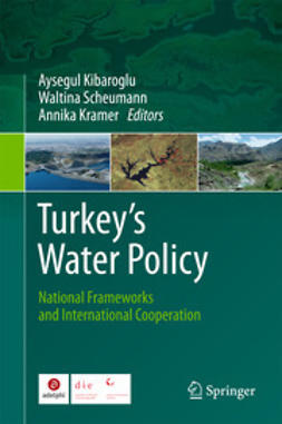 Kramer, Annika - Turkey's Water Policy, ebook