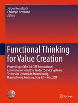 Hesselbach, Jürgen - Functional Thinking for Value Creation, e-bok
