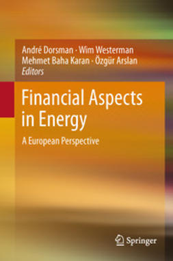 Dorsman, André - Financial Aspects in Energy, ebook