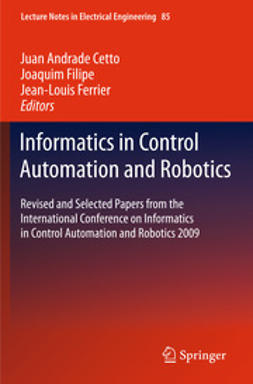 Cetto, Juan Andrade - Informatics in Control Automation and Robotics, e-kirja