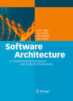 Vogel, Oliver - Software Architecture, ebook