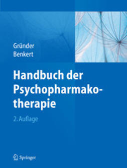 Gründer, Gerhard - Handbuch der Psychopharmakotherapie, e-kirja