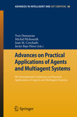 Demazeau, Yves - Advances on Practical Applications of Agents and Multiagent Systems, ebook