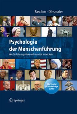 Paschen, Michael - Psychologie der Menschenführung, ebook