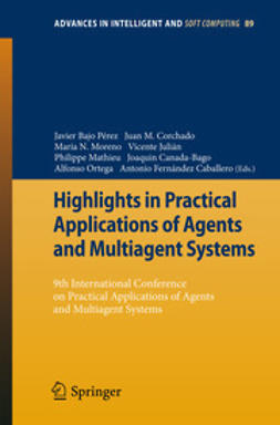 Pérez, Javier Bajo - Highlights in Practical Applications of Agents and Multiagent Systems, ebook