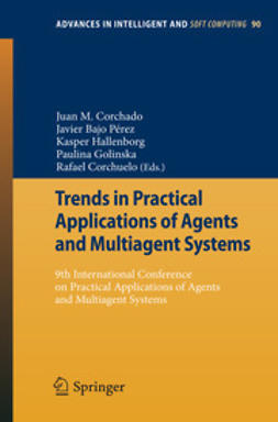Corchado, Juan M. - Trends in Practical Applications of Agents and Multiagent Systems, e-bok