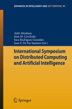 Abraham, Ajith - International Symposium on Distributed Computing and Artificial Intelligence, ebook
