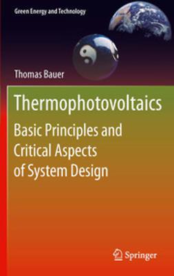 Bauer, Thomas - Thermophotovoltaics, e-bok