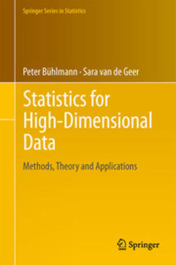 Bühlmann, Peter - Statistics for High-Dimensional Data, ebook