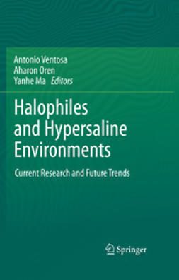 Ventosa, Antonio - Halophiles and Hypersaline Environments, ebook