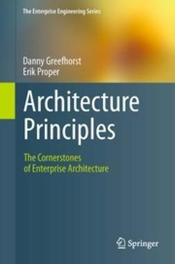 Greefhorst, Danny - Architecture Principles, ebook