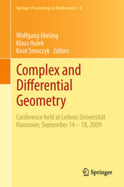 Ebeling, Wolfgang - Complex and Differential Geometry, e-bok