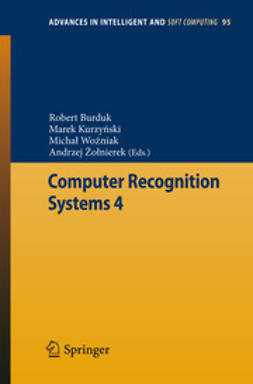 Burduk, Robert - Computer Recognition Systems 4, ebook