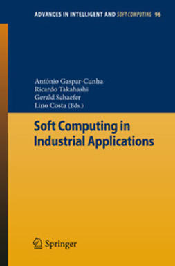 Gaspar-Cunha, António - Soft Computing in Industrial Applications, e-kirja
