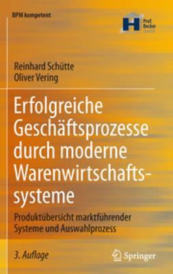 Schütte, Reinhard - Erfolgreiche Geschäftsprozesse durch moderne Warenwirtschaftssysteme, ebook