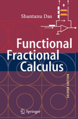 Das, Shantanu - Functional Fractional Calculus, ebook