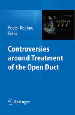Poets, Christian F. - Controversies around treatment of the open duct, ebook