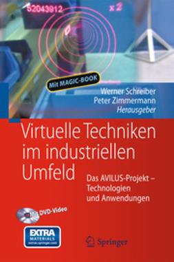 Schreiber, Werner - Virtuelle Techniken im industriellen Umfeld, ebook