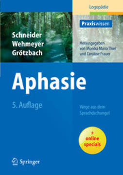 Schneider, Barbara - Aphasie, e-bok