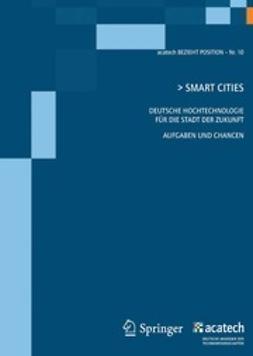 - Smart Cities, ebook
