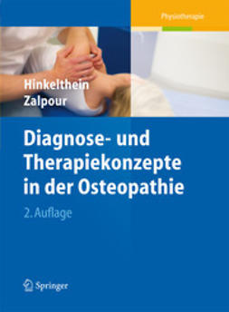 Hinkelthein, Edgar - Diagnose- und Therapiekonzepte in der Osteopathie, ebook