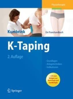 Kumbrink, Birgit - K-Taping, ebook