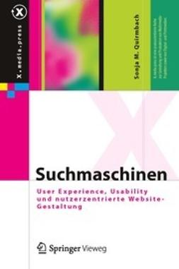 Quirmbach, Sonja Monika - Suchmaschinen, ebook