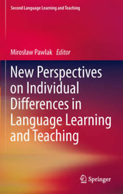 Pawlak, Mirosław - New Perspectives on Individual Differences in Language Learning and Teaching, e-bok