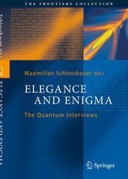 Schlosshauer, Maximilian - Elegance and Enigma, e-bok