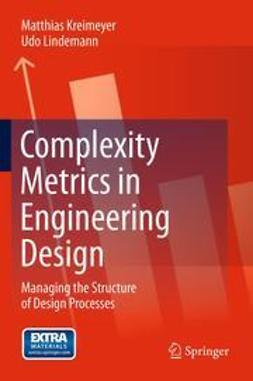 Kreimeyer, Matthias - Complexity Metrics in Engineering Design, ebook