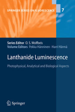 Hänninen, Pekka - Lanthanide Luminescence, ebook