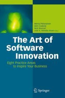 Pikkarainen, Minna - The Art of Software Innovation, ebook