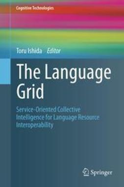 Ishida, Toru - The Language Grid, ebook