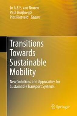 Nunen, Jo A.E.E. - Transitions Towards Sustainable Mobility, ebook