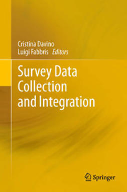 Davino, Cristina - Survey Data Collection and Integration, ebook
