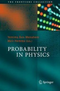 Ben-Menahem, Yemima - Probability in Physics, ebook
