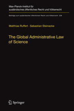 Ruffert, Matthias - The Global Administrative Law of Science, ebook