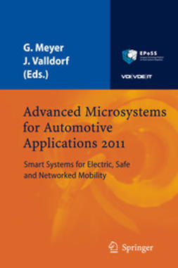 Meyer, Gereon - Advanced Microsystems for Automotive Applications 2011, e-kirja