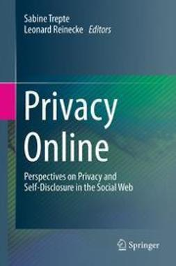 Trepte, Sabine - Privacy Online, ebook